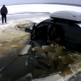 4×4 Car on the frozen lake breaks the ice and sinks in Russia. Driving on frozen lakes is one of the best things you can do in a car, but […]