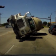 Dashcam footage captures a cement truck crash, running a red light before tipping over and barreling into a Toyota Minivan. Dr. Guan Zhu, a professor at Texas A&M University, was […]