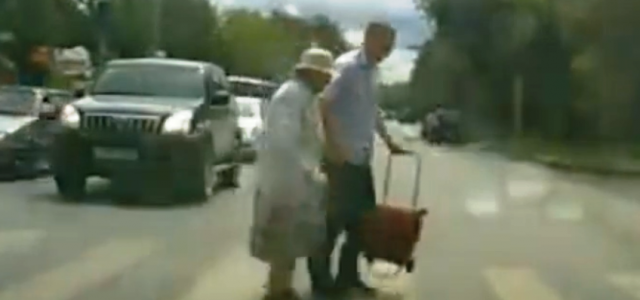 Helping old people crossing the road. Good drivers help elderly people cross the street. Most older pedestrians are unable to cross the road in time. f you see an elderly […]