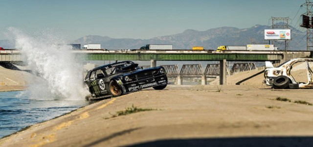 Ken Block's Gymkhana 7 Original With 1965 Ford Mustang. Ken Block Launches Gymkhana 7: Wild In The Streets Of Los Angeles (presented by Hoonigan, Ford and Need For Speed: No […]