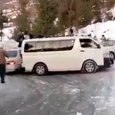 Snowfall in Murree, Pakistan, creates land sliding and slippery roads traffic facing difficulties due to slippery road. People fell victim to the slippery ice… Some people just can't hanlde winter […]