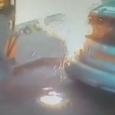 The incident was captured on a short but terrifying CCTV camera clip, and is a good reminder why not to both smoke at a gas station and be so maliciously […]
