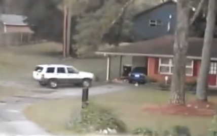 Man tries to destroy home with Suv. The car then makes a beeline towards the house, crashing through the side of it and becoming trapped. The video has already been […]
