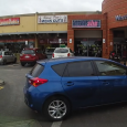 A woman tries  to park a car but just fail… Woman FAIL Parking.
