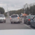 Meanwhile, in Russia… Extreme Road Rage with chase in Moscow… Anything can happen on a Russian road!