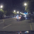 Drunk pedestrian causes taxi accident and overturning in Korea. In this dashcam video, a taxi driver gets into a rollover accident…