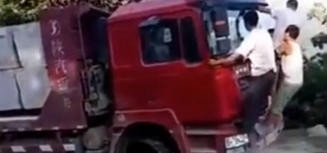 Worst Overloaded Truck Accidents Compilation. Overloading a truck can be dangerous. With a load beyond its capacity to handle, a truck will brake and steer incorrectly.